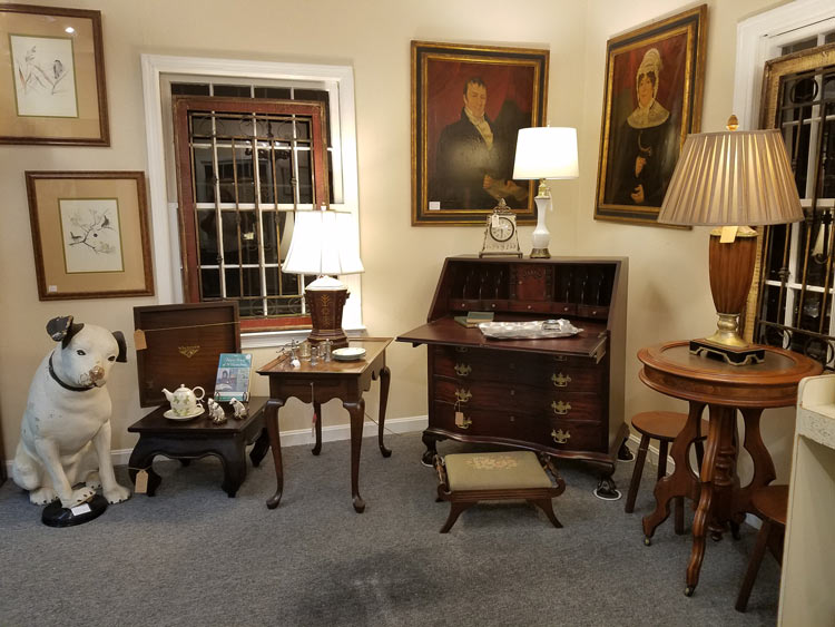 vintage magnolia offers antiques and more - middleburg life