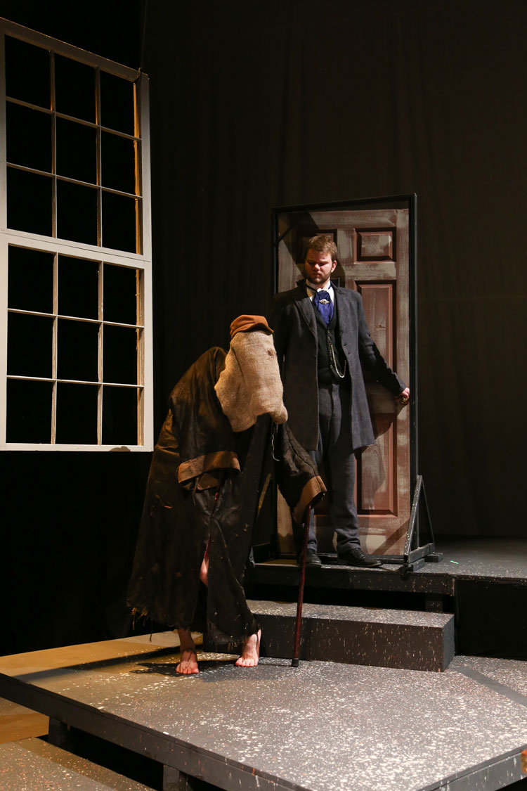 """The Elephant Man"" Performed by Wakefield School"