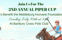 2nd Annual Piper Cup