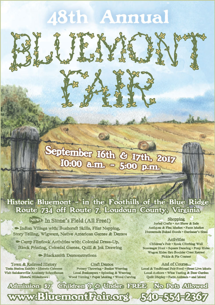 Bluemont Fair