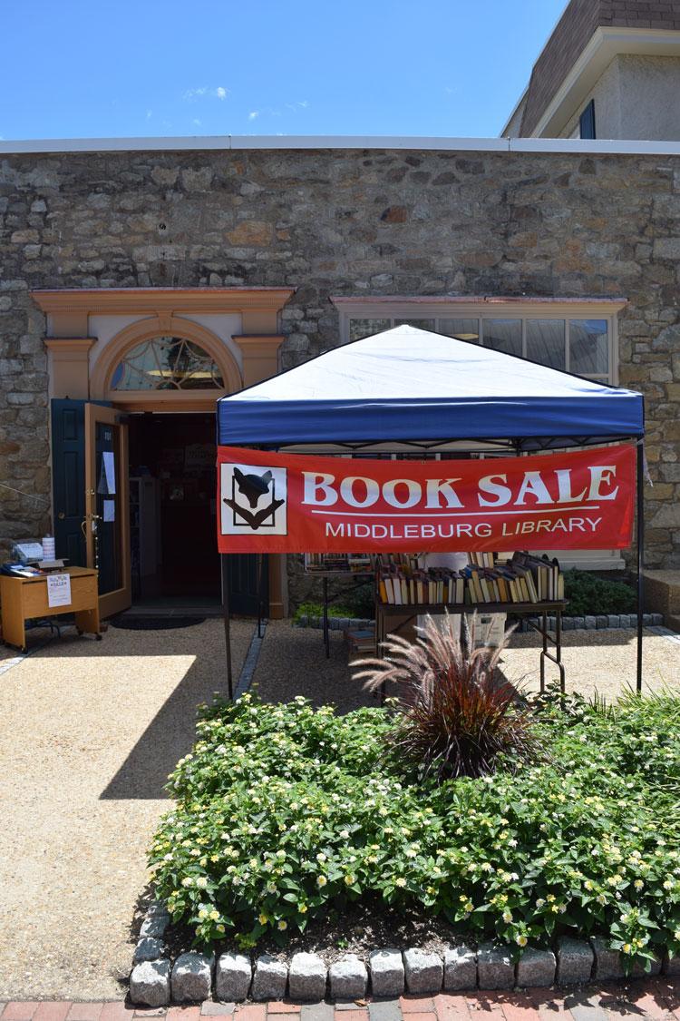 Book Sale.