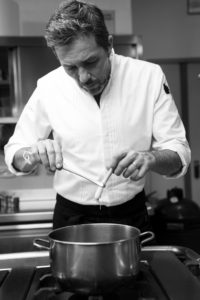 Italian Cooking with Michelin-Star Chef Davide Palluda @ Harrimans Virginia Piedmont Grill