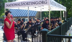 Open Late Summer Concert Series @ National Sporting Library & Museum
