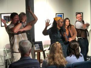Calamity Improv (Improv Comedy Show) @ Grace in The Plains |  |  |