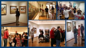 Gallery Talks @ National Sporting Library & Museum