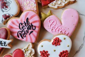 Stevi's Pop Up Cookie Shop @ Domestic Aspirations |  |  |
