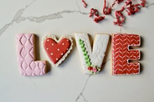 Love Letters Cookie Decorating Class @ The Drawing Room |  |  |